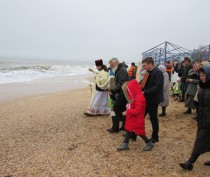 Как отметили Крещение в поселках Феодосии (ФОТО)