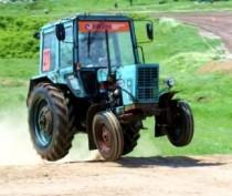 Угонщик трактора из Ленинского района рискует поплатиться свободой за свои деяния