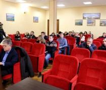 В Керчи прошла первая встреча в рамках проекта «Час предпринимательства»