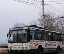 Восстановлено движение троллейбусов в Керчи