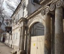 Феодосия. Старые фасады