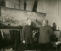 Встреча клуба любителей истории Феодосии