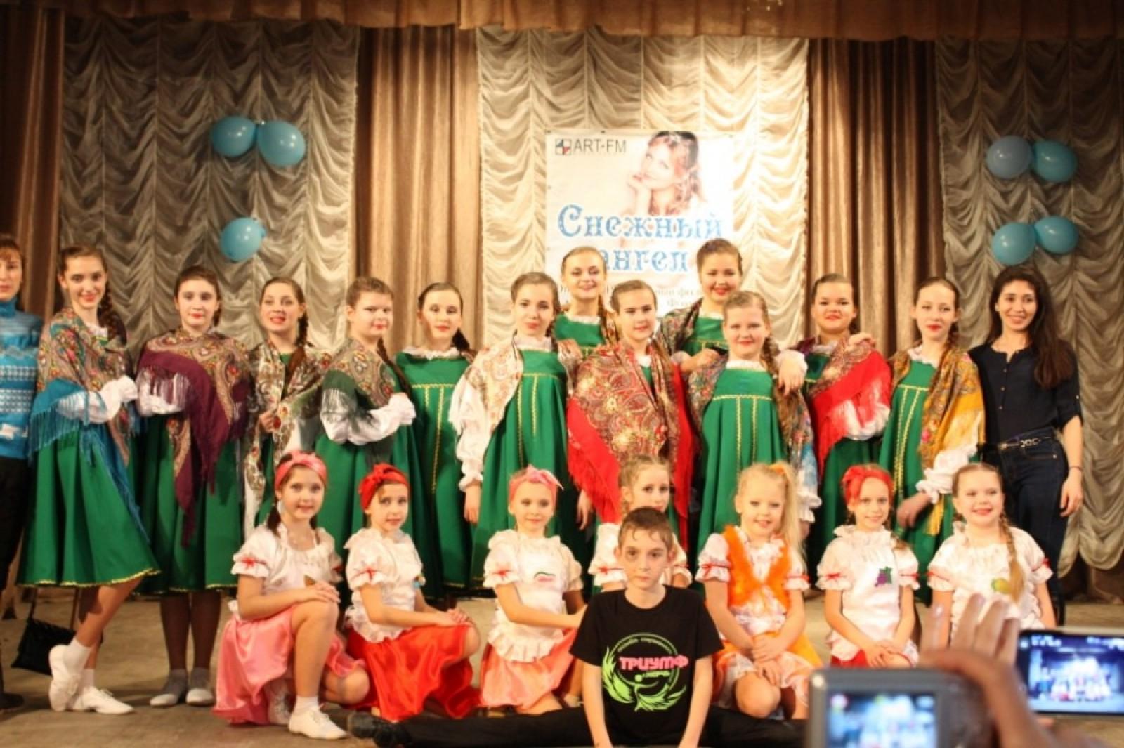 Фото - Фестиваль молодых талантов «Снежный Ангел-2018» пройдет в Феодосии в феврале
