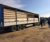 Дагестанец заплатит 8 тысяч рублей за незаконную торговлю пиломатериалами в Феодосии