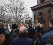 Четвертая годовщина создания ополчения Крыма