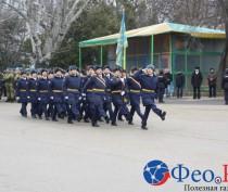 Выставка военной техники и парад