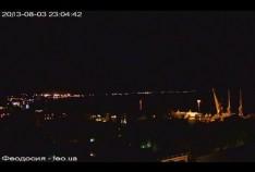 Салют в Береговом (Веб-камера)