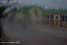 Феодосия. Веб-камера Феодосии - Привокзальная площадь