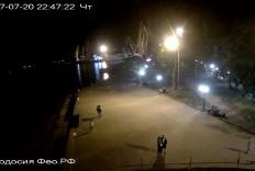 . Веб-камера  - Набережная Десантников