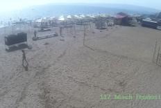Феодосия. Веб-камера Феодосии - Пляж117-2