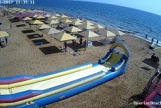 Феодосия. Веб-камера Феодосии - Пляж117