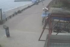 Феодосия. Веб-камера Феодосии - Набережная - Водный Мир