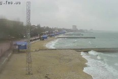 Береговое. Веб-камера Береговом - Обзорная веб-камера в Береговом