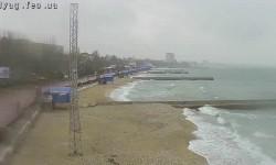 Обзорная веб-камера в Береговом