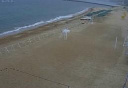 Веб-камеры Феодосии : Стадион пляжных видов спорта