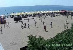 Веб-камеры Феодосии : Пляж117