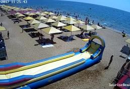 Веб-камеры Феодосии : Пляж117-2
