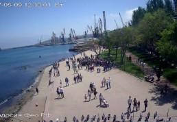 Веб-камеры  : Набережная Десантников