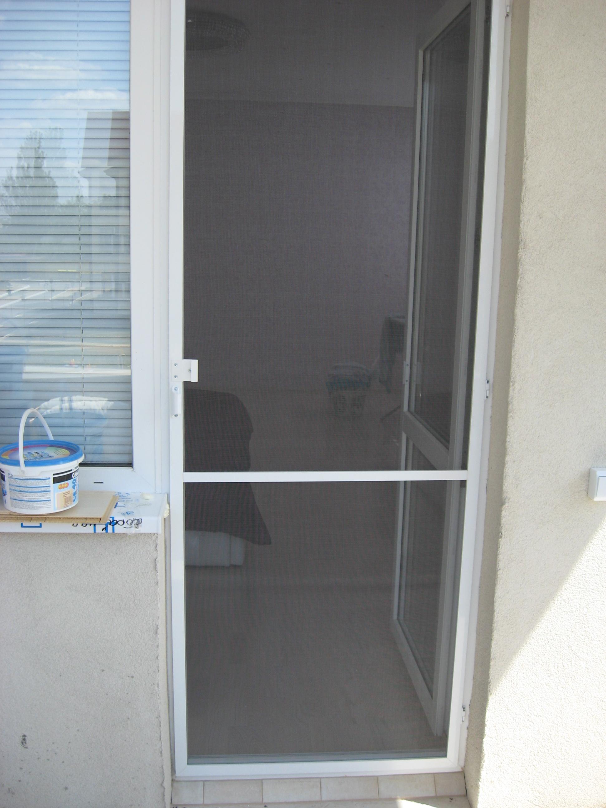 Москитная сетка дверная