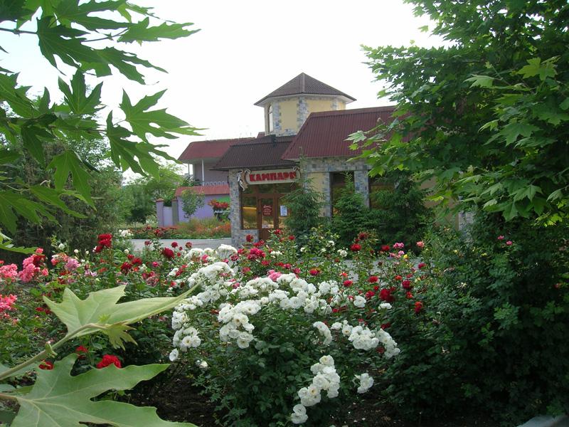 Гостиница в Феодосии