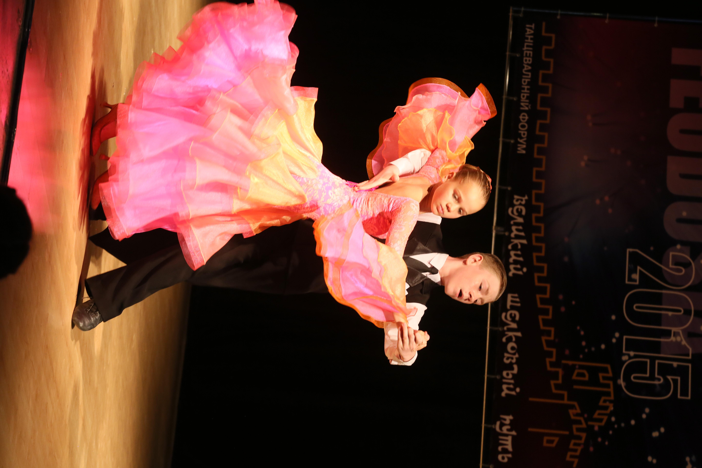 «Спорт-класс» - танцевальный спорт, европейская программа, для детей  7-11 лет (соло, пары)