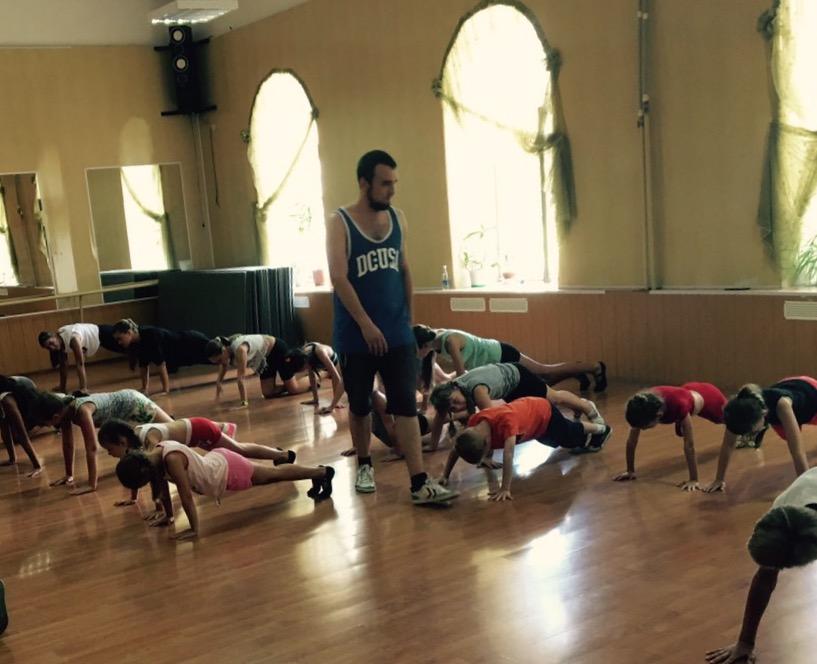 НОВОЕ! Группы общей физической подготовки для детей и взрослых