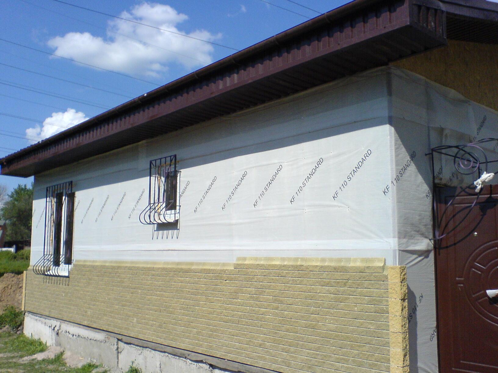 система навесных вентилируемых фасадов «Брикстоун»