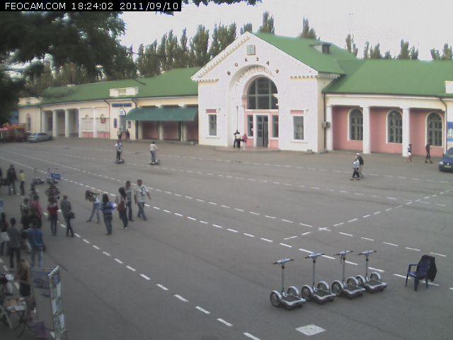 Веб камеры в Феодосии (7 веб камер)