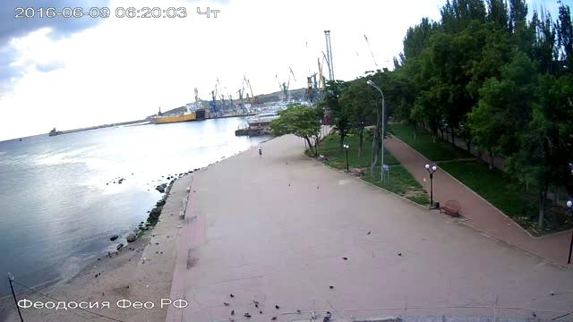 Веб камеры приморско